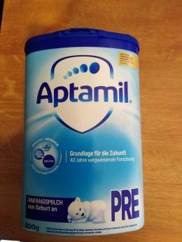 МОЛОЧНАЯ СМЕСЬ АПТАМИЛ ПРЕ ПРОНУТРА 800 г Aptamil(Германия)